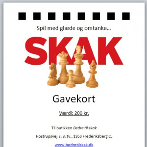 Gavekort200kr